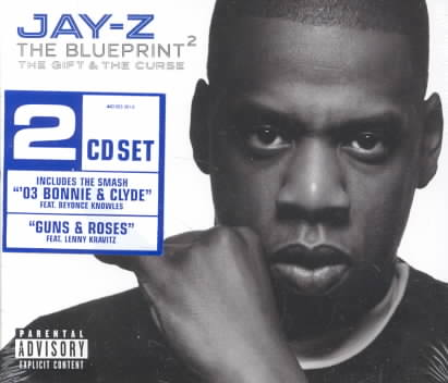 BLUEPRINT 2:THE GIFT AND THE CURSE BY JAY-Z (CD)