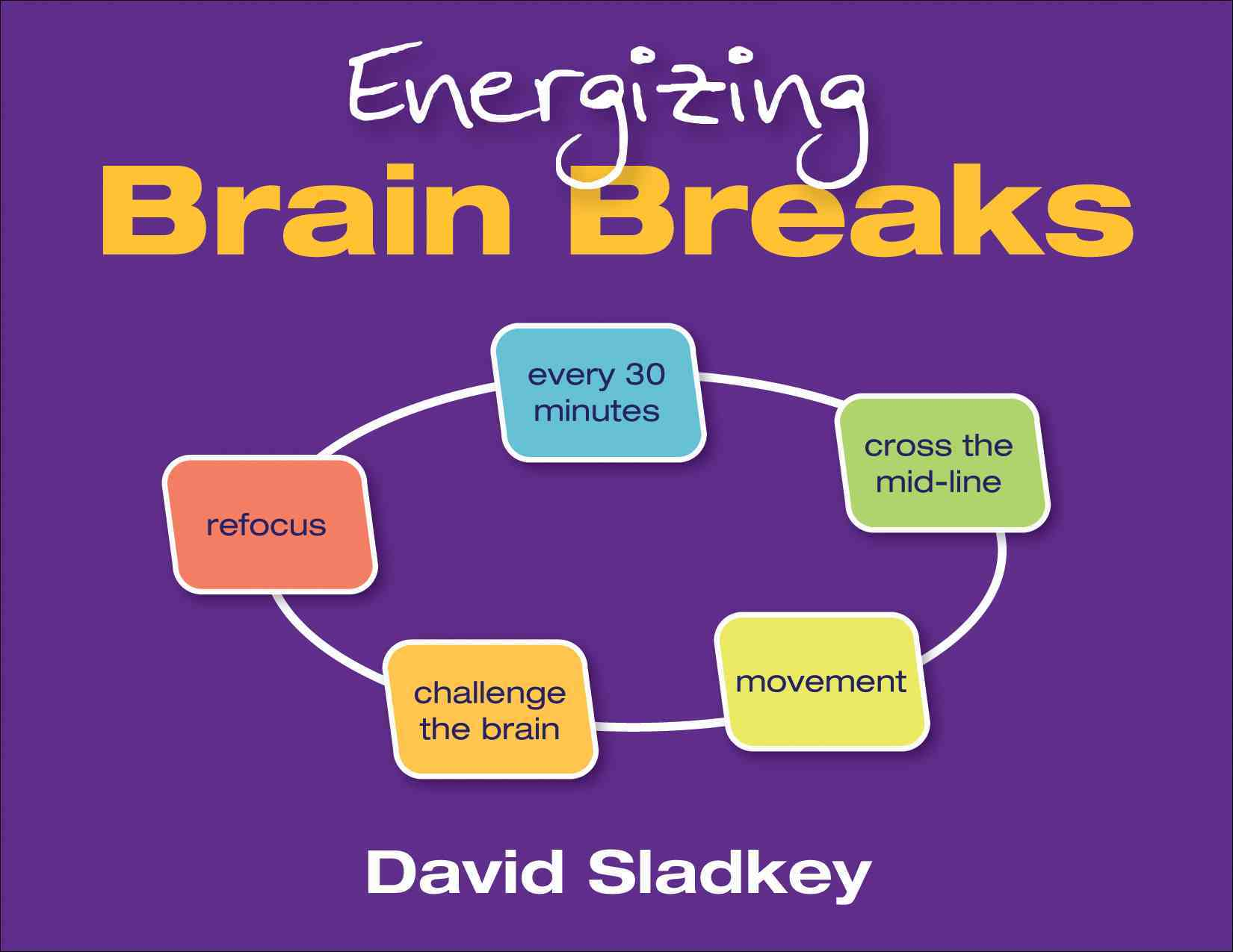 Energizing Brain Breaks By Sladkey, David